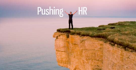 Pushing HR