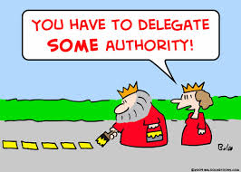 Delegate 1